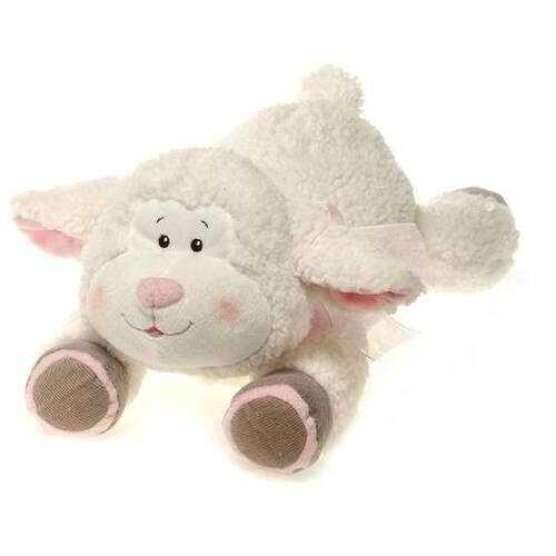 "Case of [12] 16"" Lamb Plush Toy"