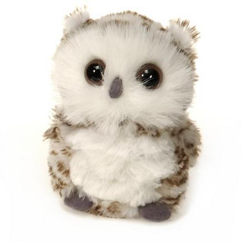 """Case of [48] 4.5"""" Mini Owl Plush in Display Box"""