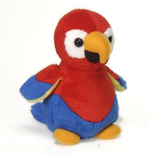 """Case of [36] 5"""" Baby Parrot Plush Toy"""