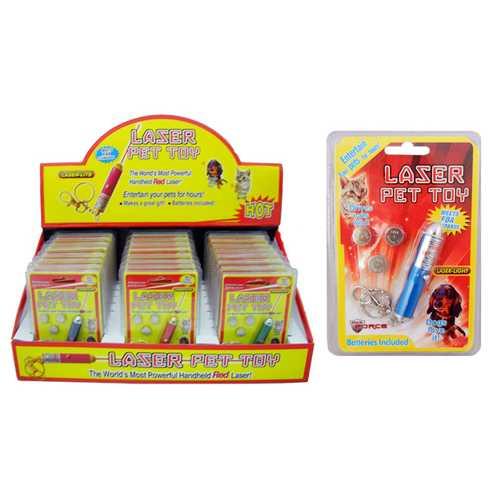 Case of [24] Laser Pet Toy