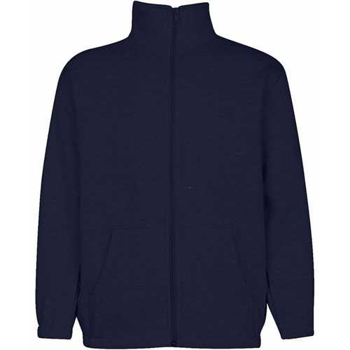 Case of [6] Premium Navy Youth Mock Neck Zippered Sweatshirt - Size 10/12 (M)