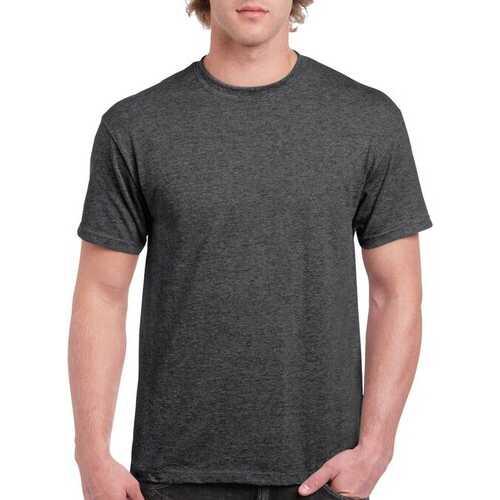 Case of [12] Irregular Gildan T-Shirts Style 2000 Dark Heather - Size XL