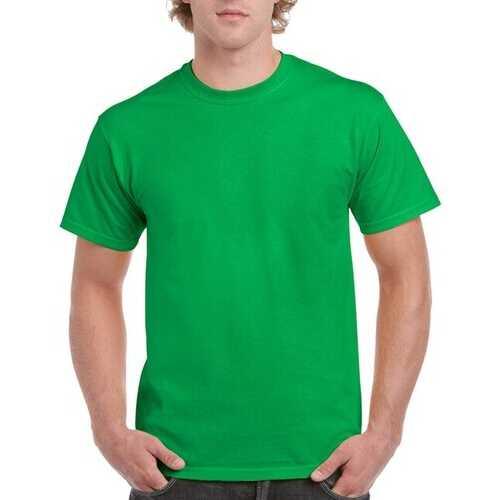 Case of [12] Irregular Gildan T-Shirts Style 2000 Irish Green - Size 2XL