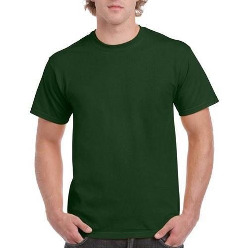 Case of [12] Irregular Gildan T-Shirts Style 2000 Forest Green - Size Large