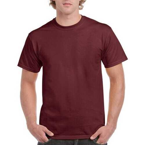 Case of [12] Irregular Gildan T-Shirts Style 2000 Maroon - Size 2XL