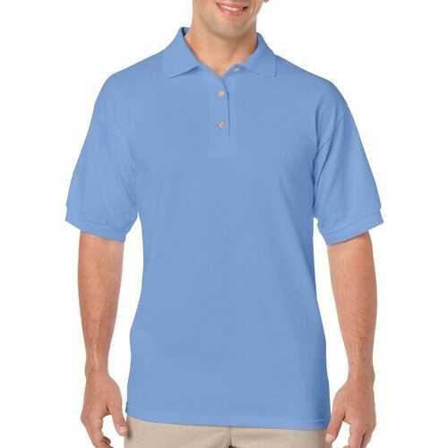 Case of [12] Irregular Gildan Carolina Blue Polo Shirts - Size