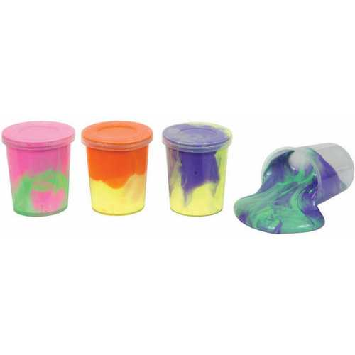 Case of [24] Double Dip Neon Putty 24/Box