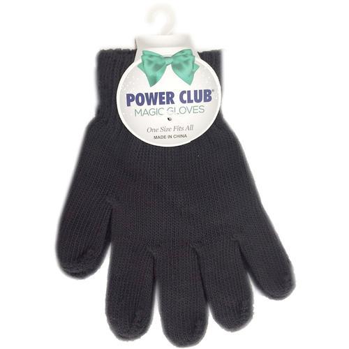 Case of [120] Power Club Kids Gloves - Black