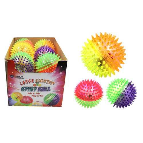 Case of [12] Large Flashing Spiky Ball