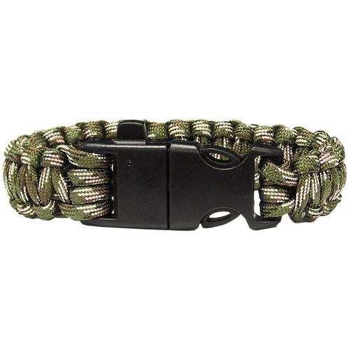 Case of [550] TrailWorthy Firestarter Camo Paracord Bracelet