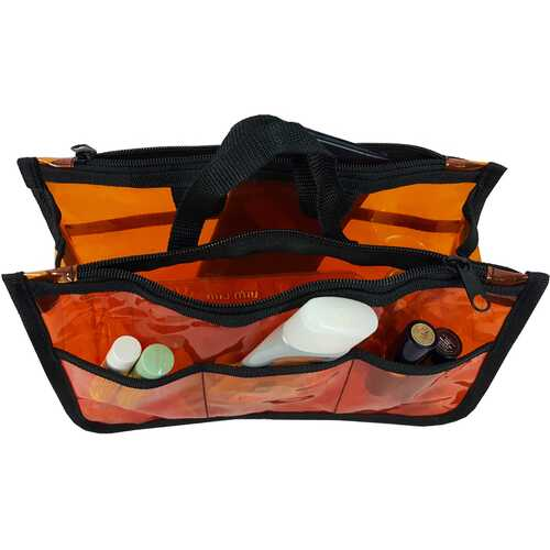 Case of [20] K-Cliffs Handbag Organizer - Orange