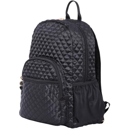 """Case of [1] 15"""" Quilted Laptop Backpack"""