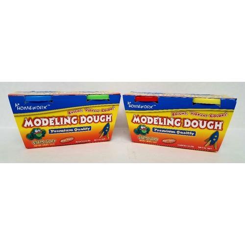 Case of [24] Modeling Dough 2 Pack