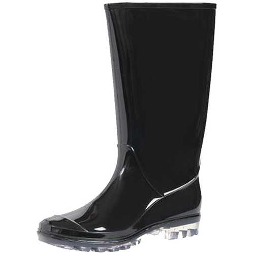 Case of [12] Women's Fashion Rain Boot Sizes S-XL