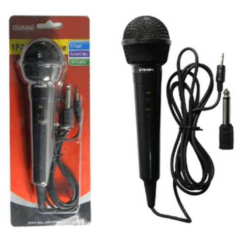 Case of [12] Microphone