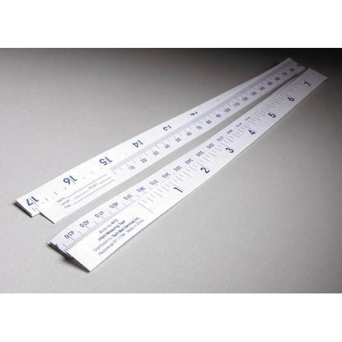 "Case of [1000] Infant Paper Tape Measure 36"" 1000 ct"