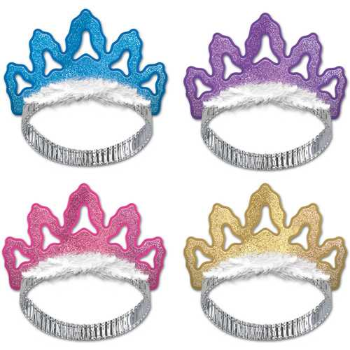 Case of [12] Packaged Coronet Tiaras