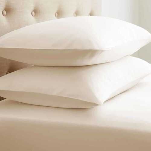 Case of [6] California King Microfiber 8 Piece Bed in a Bag - Ivory