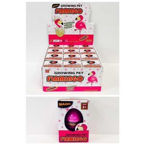 Case of [144] Flamingo Hatch Em Eggs