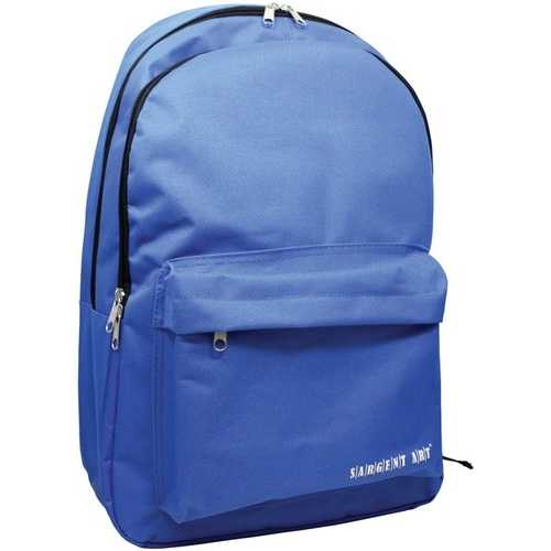"""Case of [24] 18"""" Sargent Art Classic Backpack - Blue"""