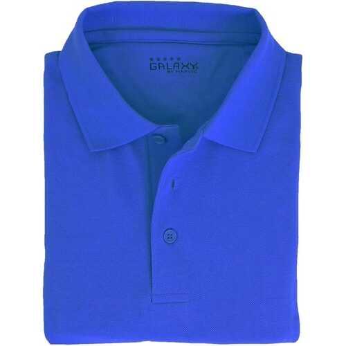Case of [36] Adult Short Sleeve Royal Polo Shirts - Sizes M-XXL