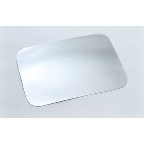 Case of [1000] Board Lid For 1 lb. Oblong Pan - Nicole Home Collection