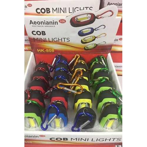 Case of [72] LED Mini COB Lights