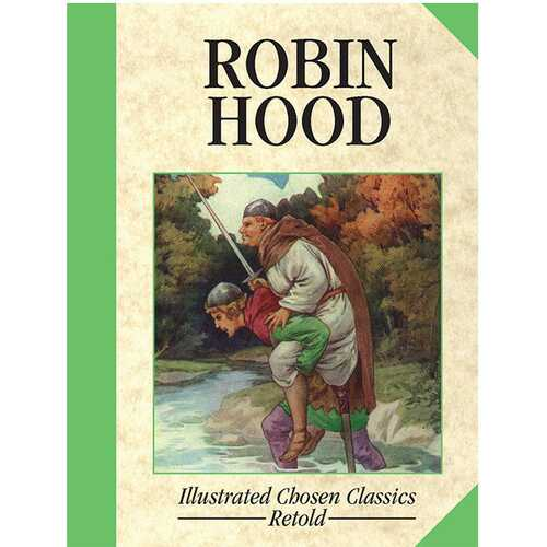 Case of [36] Illustrated Classic-Robin Hood
