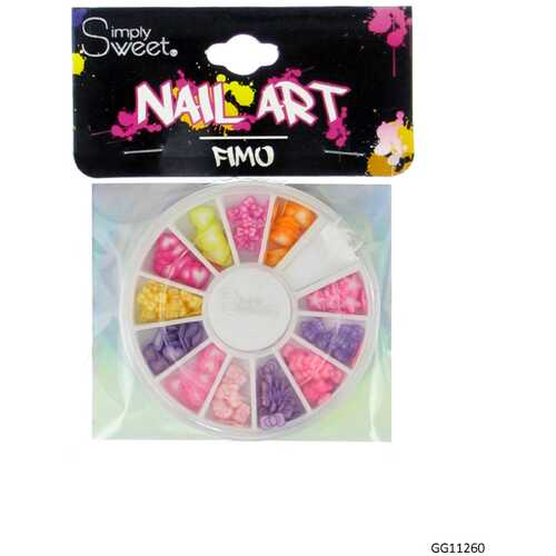Case of [48] Simply Sweet Nail Art Fimo Wheel