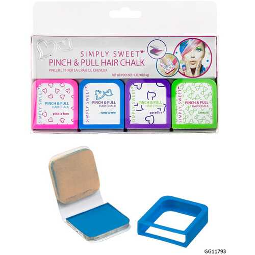 Case of [48] Simply Sweet Pinch & Pull Hair Chalk