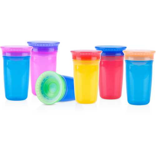 Case of [12] Nuby? No-Spill 360 Wonder Cup