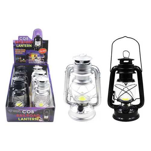 Case of [6] COB LED Railroad Lantern