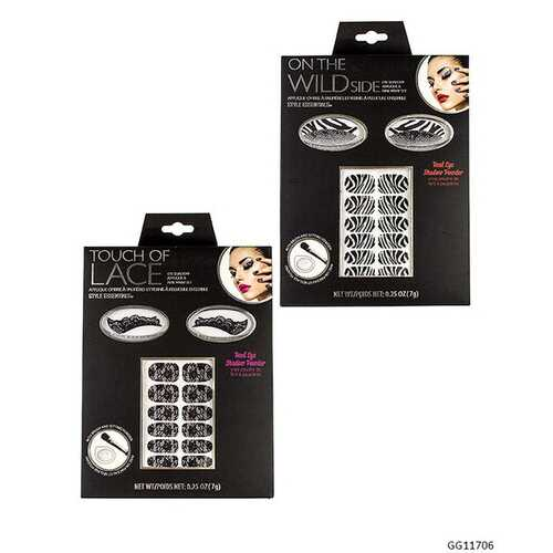 Case of [24] Style Essentials Eye + Nail Appliques