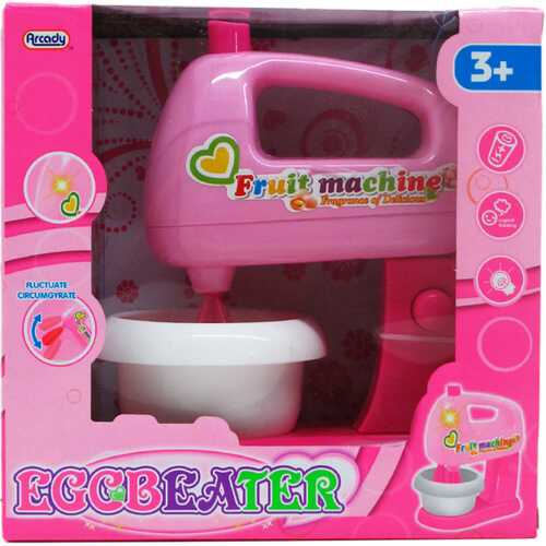 """Case of [18] 8.5"""" Battery Operated Mixer with Light and Sound"""