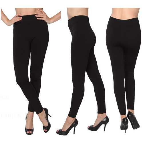 Case of [36] Women's Seamless Leggings W/Brushed Lining