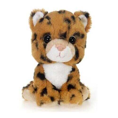 "Case of [24] 7"" Chloe Leopard Plush Toy"
