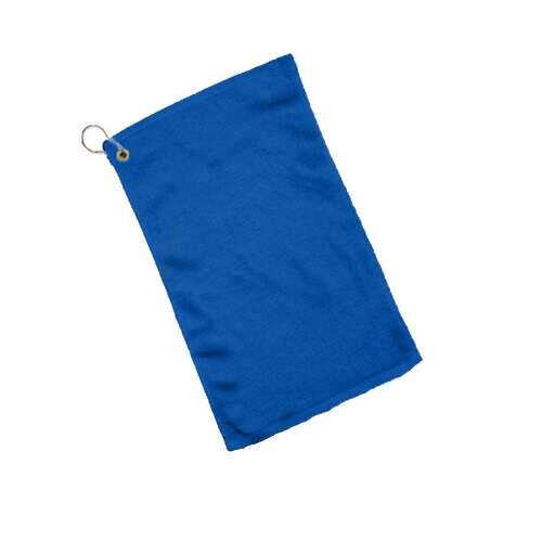 Case of [240] Grommet Budget Rally / Fingertip Towel - Royal