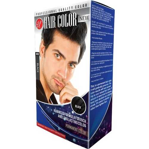 Case of [48] Men's Professional Quality Hair Color - Black