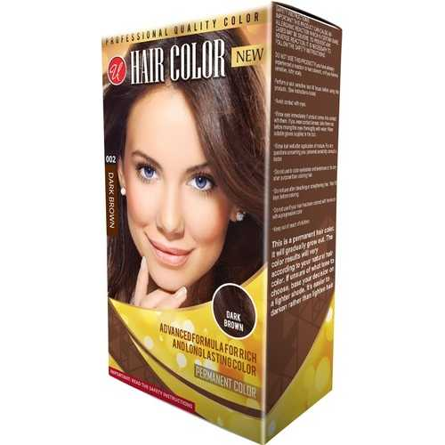 Case of [48] Women's Professional Quality Hair Color - Dark Brown
