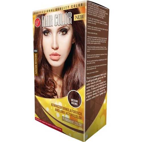 Case of [48] Women's Professional Quality Hair Color - Medium Brown