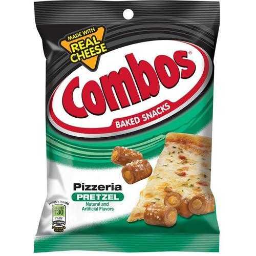 Case of [12] Combos Pizzeria Pretzel Peg 6.3oz