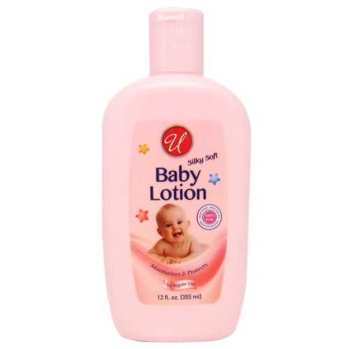 Case of [36] Silky Soft Baby Lotion 12 oz