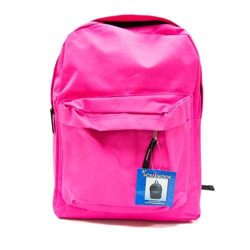 """Case of [12] 15"""" Basic Backpack - Pink"""