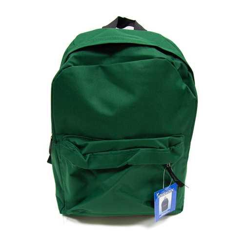 "Case of [12] 15"" Basic Backpack - Green"
