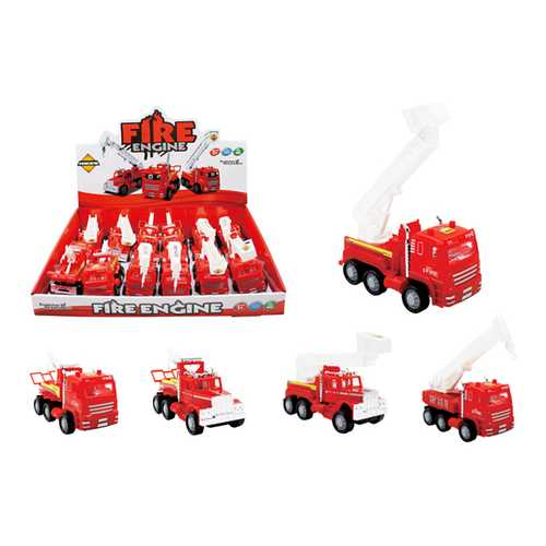 Case of [12] Fire Truck / Friction