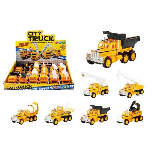 Case of [12] Construction Trucks