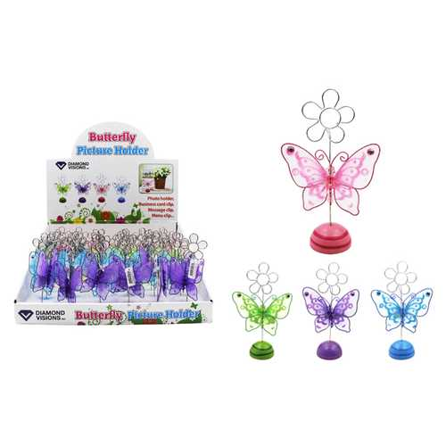 Case of [36] Butterfly Picture Holder
