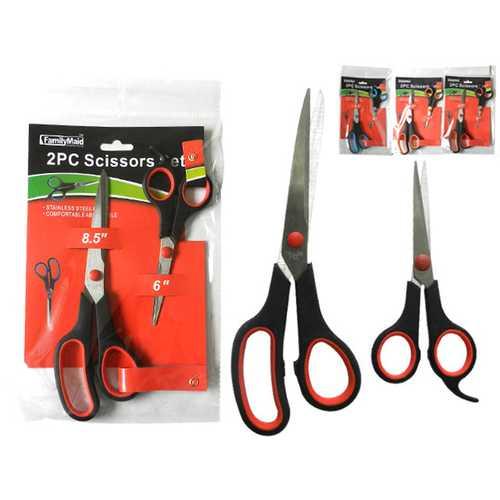 Case of [24] 2-Piece Scissor Set