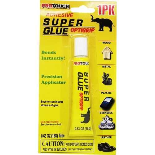 Case of [48] Adhesive Super Glue Optigrip