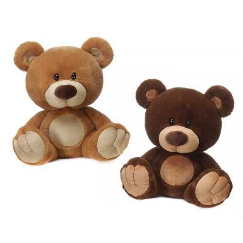 """Case of [8] 15"""" Fiesta Signature Bear Plush Toy - Assorted Colors"""